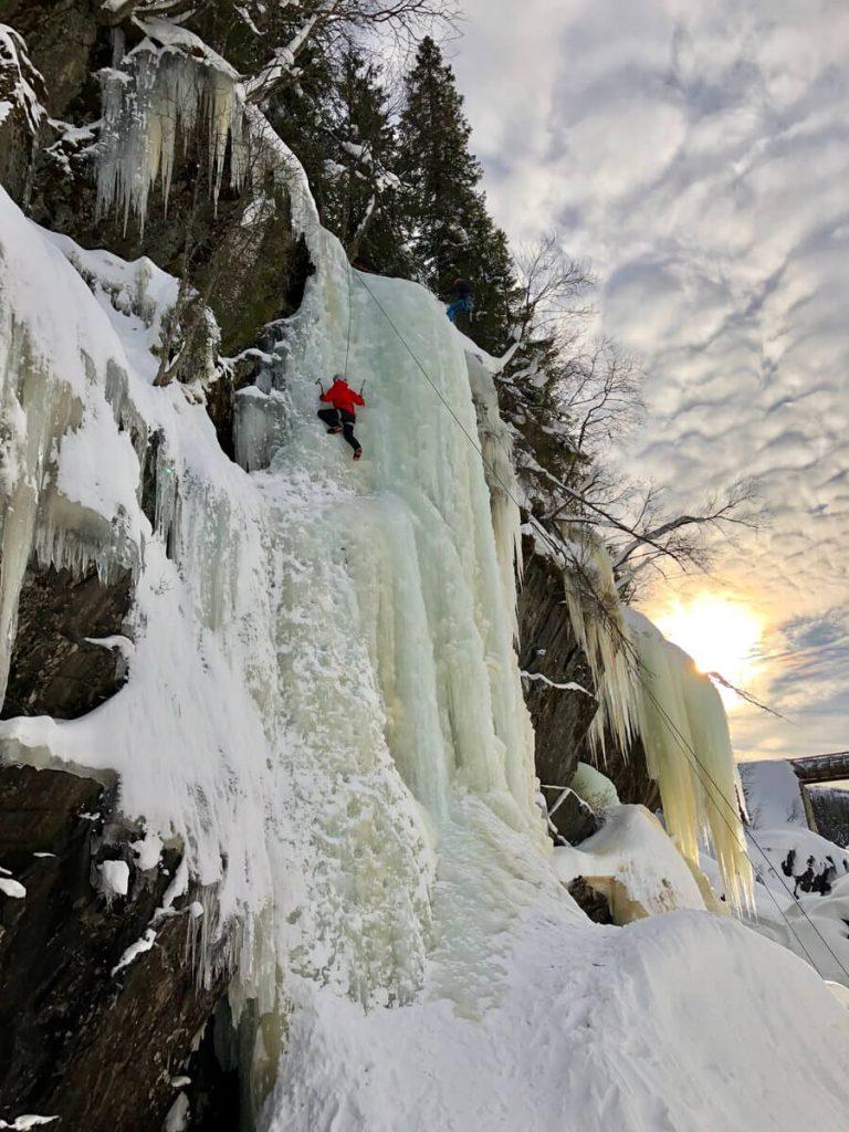 rjukan-norway escalada
