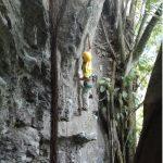 Parque de escalada en roca ibague tolima