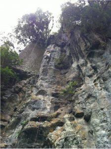 Parque de escalada ibague