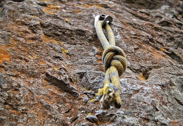 Nudos de escalada basicos