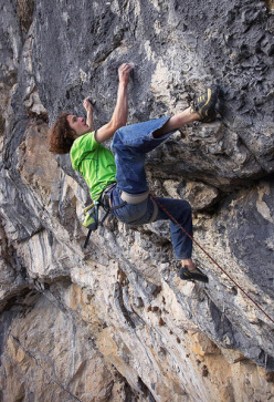 Open Air vías de escalada
