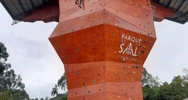 Muros de escalada en zipaquira
