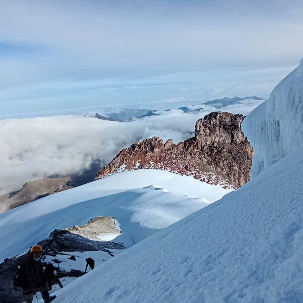Cumbre-expedición al nevado-del-tolima