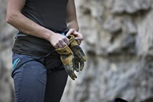 Guantes de escalada black diamod crag