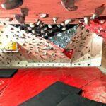 Muro de escalada en manizales
