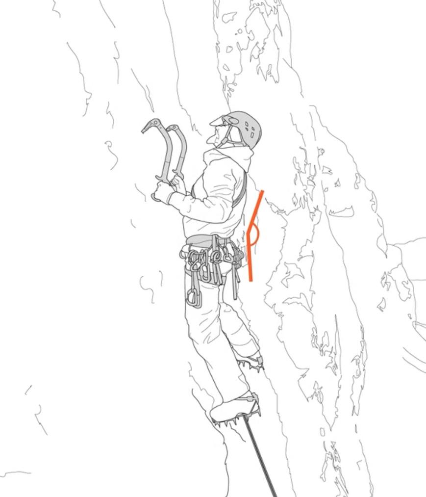 Posicion-basica-de-escalada-en-hielo